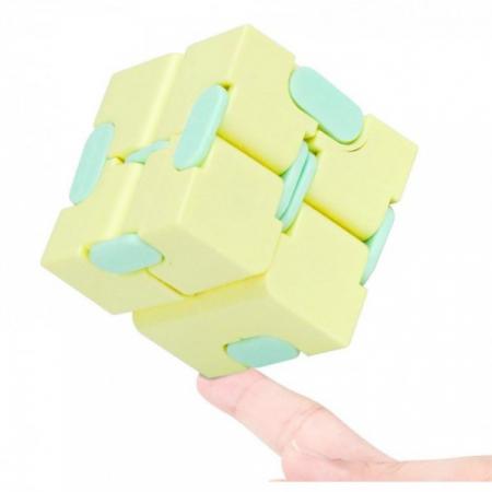 Infinity Magic Cube- Galben/ Albastru [0]