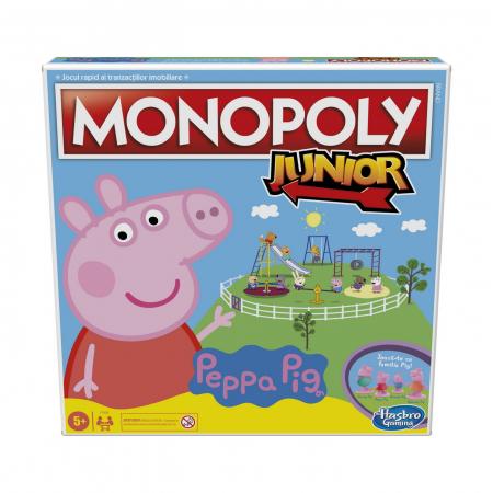 Joc De Societate Monopoly Peppa Pig Junior [0]
