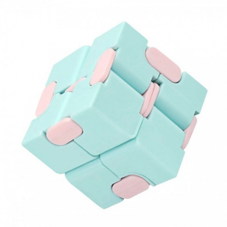 Infinity Magic Cube- Albastru/Roz [1]