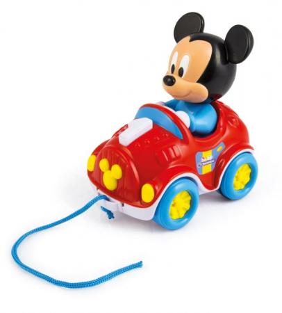 Jucarie De Tras Masinuta Mickey Mouse0