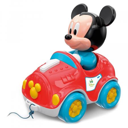 Jucarie De Tras Masinuta Mickey Mouse1