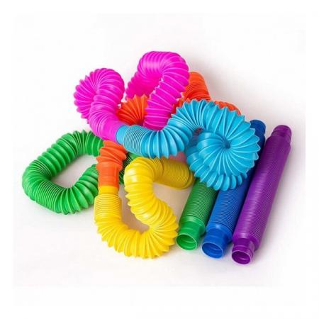 Jucarie Senzoriala Tube, Super Elastic diverse culori [1]