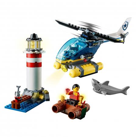 LEGO City - Asediul Farului1