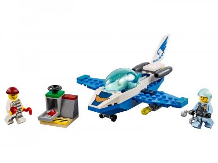 LEGO City -Avionul1