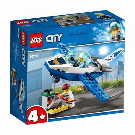LEGO City -Avionul0
