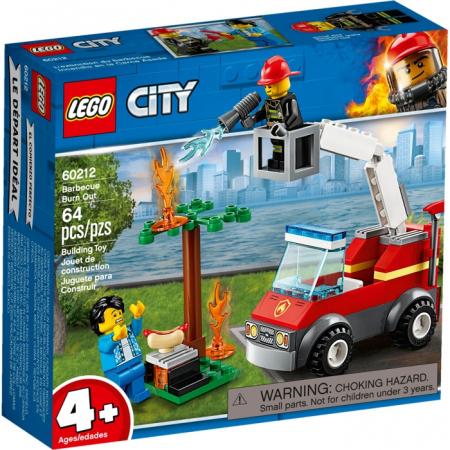 LEGO City - Gratarul Ars0