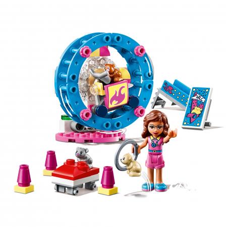 LEGO Friends-Terenul De Joaca Al Hamsterului Oliviei [2]
