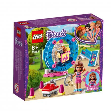 LEGO Friends-Terenul De Joaca Al Hamsterului Oliviei [0]