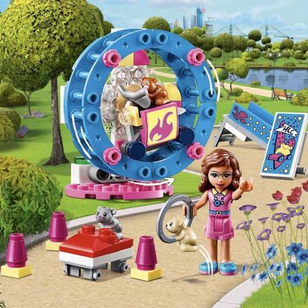 LEGO Friends-Terenul De Joaca Al Hamsterului Oliviei [4]