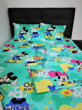 Lenjerie Mickey si Minnie [2]