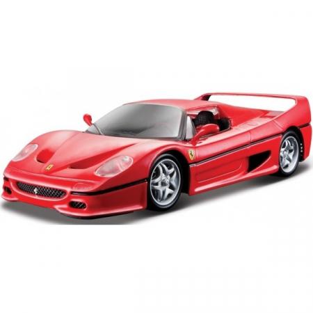 Macheta Metalica Bburago Ferrari F50 1:24 [0]