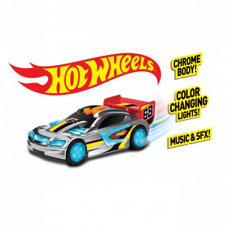 Masinuta Hot Wheels - Time Tracker, Cu Lumini Si Sunete [1]