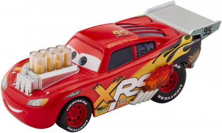 Masinuta metalica Cars XRS de curse personajul Fulger McQueen [1]