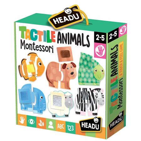 Montessori animale senzoriale0