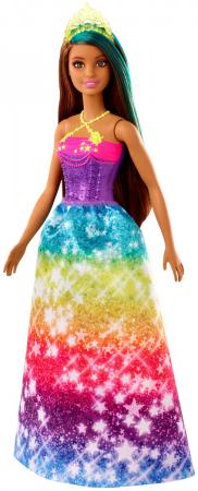Papusa Barbie Dreamtopia - Printesa cu coronita galbena [1]