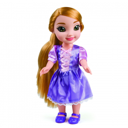 Papusa Rapunzel 25 cm, Toddler [1]
