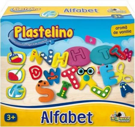 Plastelino - Alfabet Din Plastilina [0]