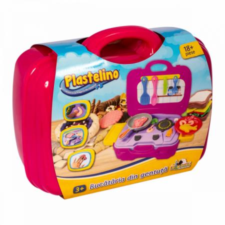 Plastelino - Bucataria Din Gentuta [0]