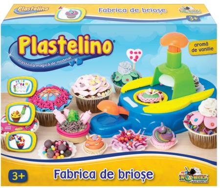Plastelino - Fabrica de Briose din plastilina [0]