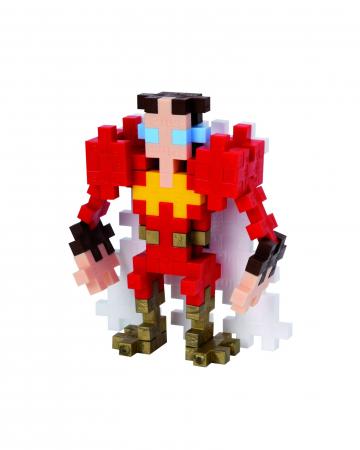 Plus Plus Mystery-Supererou 50 Pcs0