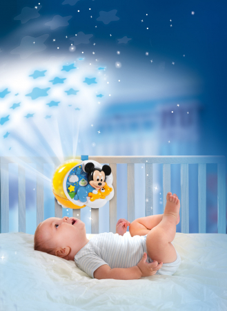 Proiector Muzical Mickey Mouse2