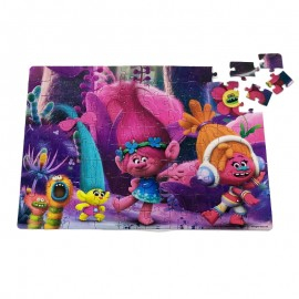 Puzzle 100 piese Trolls0
