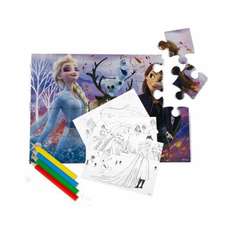 Puzzle 24 Piese + Bonus Frozen 2 [2]