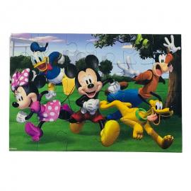 Puzzle 24 Piese + Bonus Mickey [2]