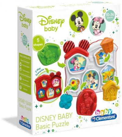 Puzzle Interactiv Disney Baby [0]