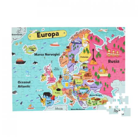 Puzzle La Joaca Prin Europa [2]