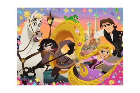 Puzzle Rapunzel, 100 Piese1
