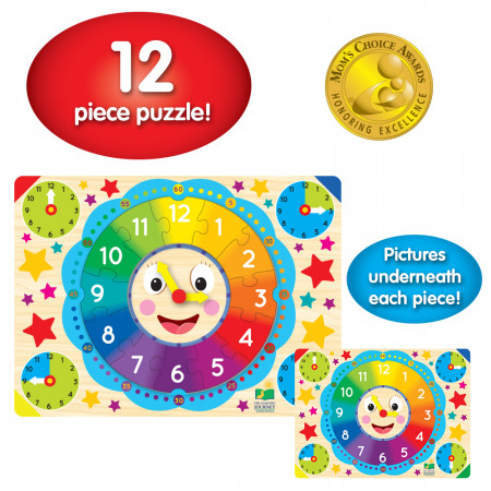 Puzzle - Sa Invatam Ceasul [1]