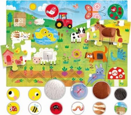 Montessori puzzle tactil1