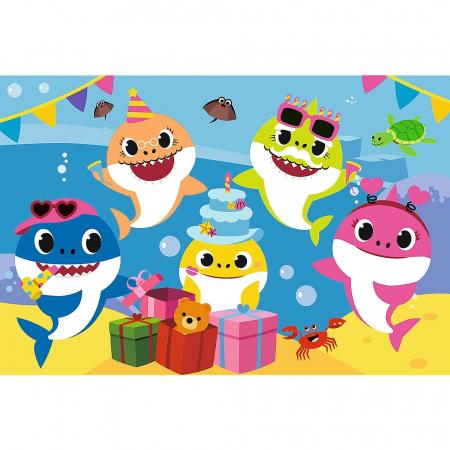 Puzzle Trefl 24 Maxi Happy Baby Shark [1]