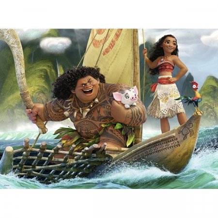 Puzzle Vaiana 100 piese [1]