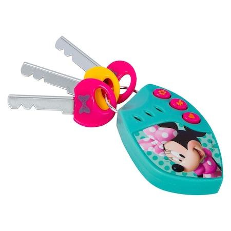 Chei cu alarma Minnie Mouse [0]