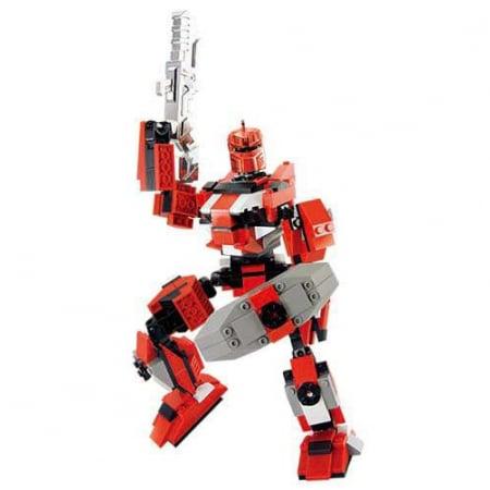 Set De Constructie Sluban – Robot Hephaestus1