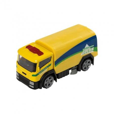 Camion Utilitar Teamsterz [3]