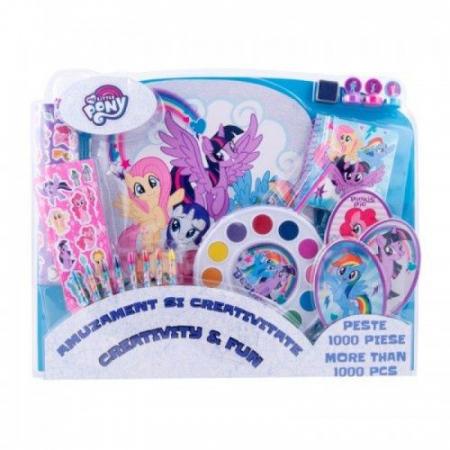 Set 1000 De Piese My Little Pony