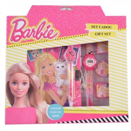 Set Cadou Cu Ceas Barbie [0]