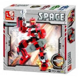 Set De Constructie Sluban – Robot Hephaestus3