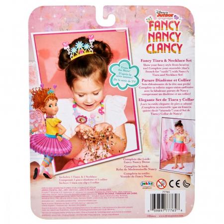 Set Diadema Si Colier Fancy Nancy Clancy1