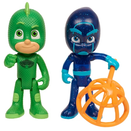 Set Figurine Cu Lumini Eroi In Pijama - Sopi Si Ninja Nocturnul1