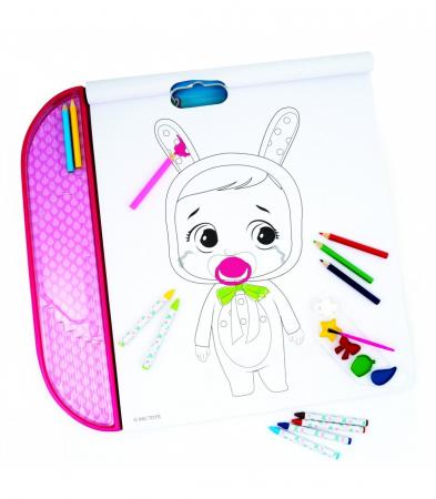 Set Pentru Desen 5 In 1 Gigablock Cry Babies [2]