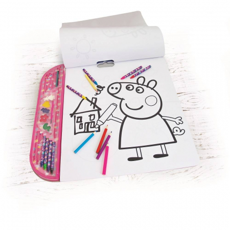 Set Pentru Desen 5in1 Gigablock Peppa Pig [2]