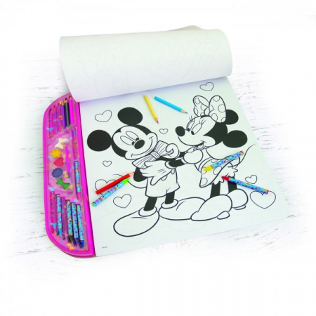 Set Pictura 5 In 1 Gigablok Minnie Mouse2