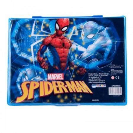 Set pictura 68 piese Spiderman3