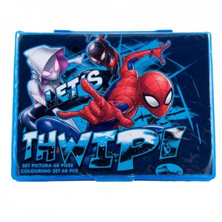 Set pictura 68 piese Spiderman1