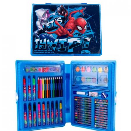 Set pictura 68 piese Spiderman0