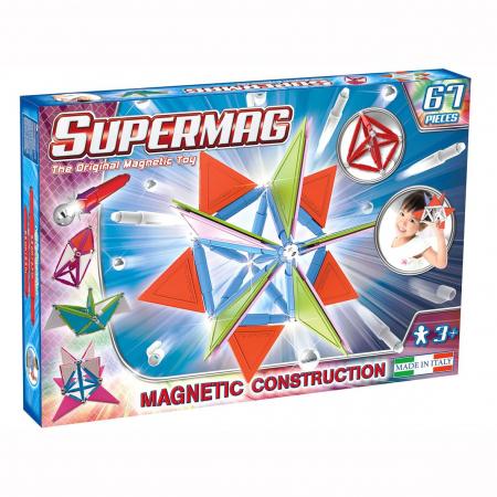 Supermag Trendy- Set de constructie 67 piese [0]
